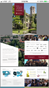 University of Chicago Historical Outcomes