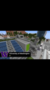 University of Washington Minecraft
